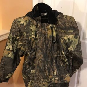 Men's Bushmaster Camouflage Winter Jacket Size XL